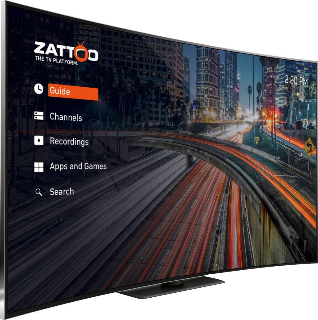 zattoo tv image